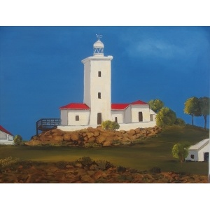 10. Vuurtoren In Mossel Bay 90x100_10